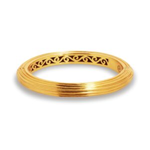 Julie Vos Byzantine Hinge Bangle