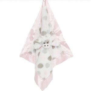 Little G Blanky - Pink