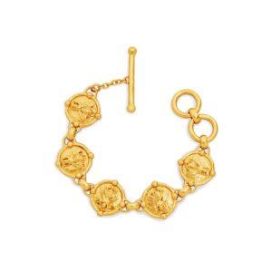 Julie Vos Bee Link Bracelet
