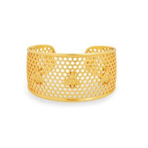 Julie Vos Honeycomb Cuff