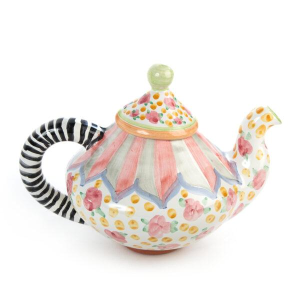 Taylor Teapot - Cabbage Rose