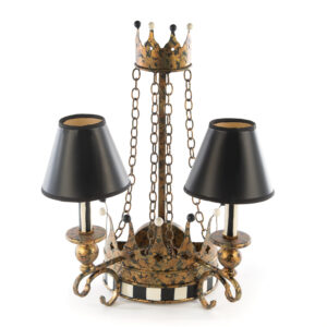 Crown Sconce