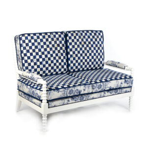 Indigo Loveseat