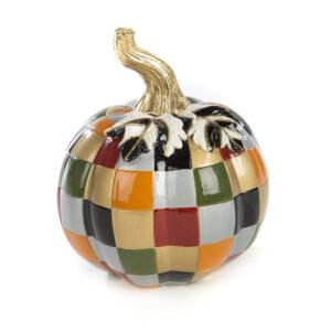 Mini Patchwork Pumpkin