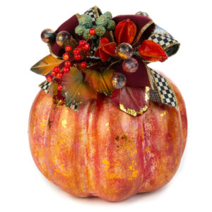 Small Spice Pumpkin