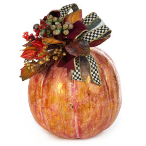 Large Spice Pumpkin