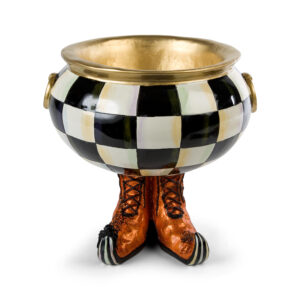 Courtly Check Cauldron