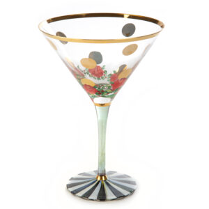 Heirloom Martini Glass