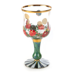 Heirloom Wine Glass