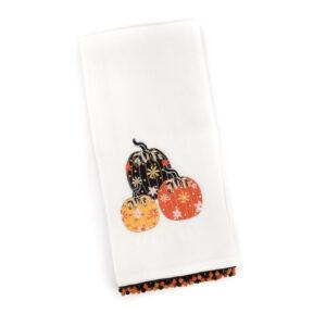 Pumpkin Party Dish Towel