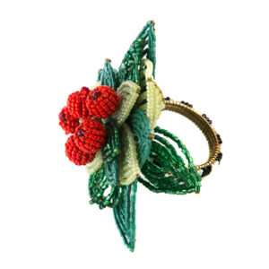 Cherries Napkin Ring