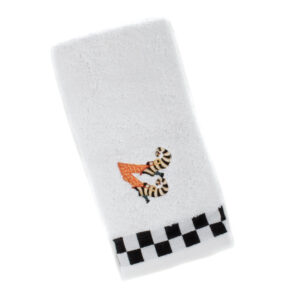 Witches Shoes Fingertip Towel