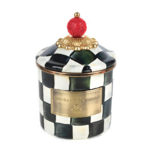 Courtly Check Demi Canister
