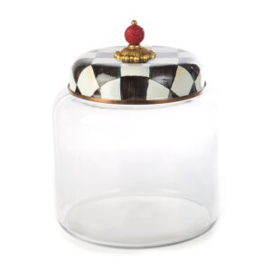 Courtly Check Big Storage Canister