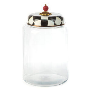 Courtly Check Biggest Storage Canister