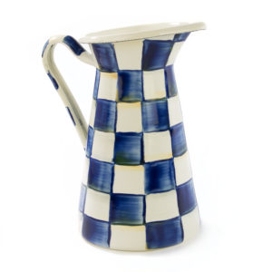 Royal Check Practical Pitcher - Medium