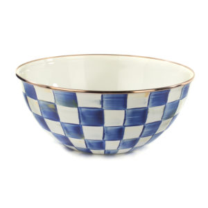 Royal Check Everyday Bowl - Large