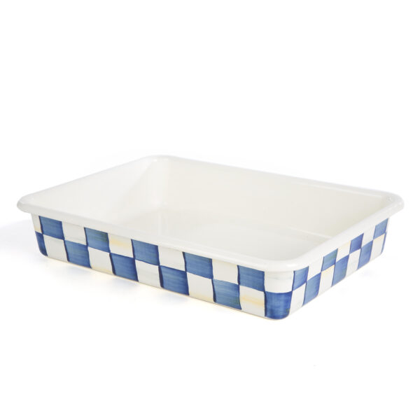 "Royal Check 9"" x 13"" Baking Pan"