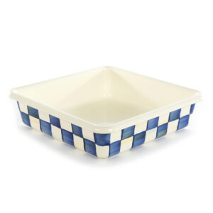 "Royal Check 8"" Baking Pan"