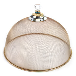 Courtly Check Large Mesh Dome