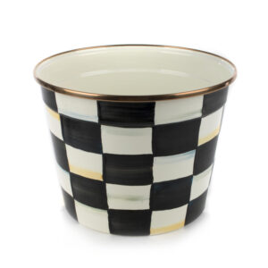 Courtly Check Mum Pot