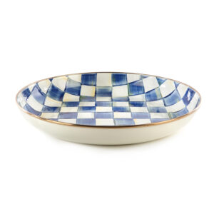 Royal Check Abundant Bowl