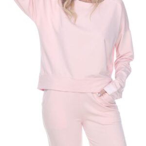 Izzy Sweatshirt - Blush