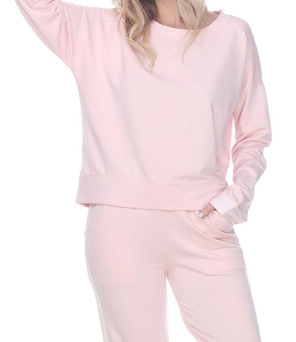 Izzy Sweatshirt - Blush