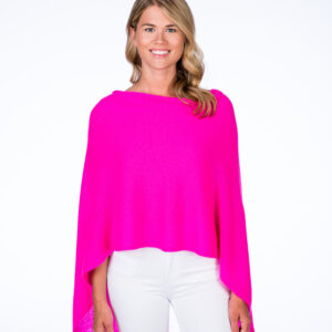 Tickled Pink Cashmere Popover