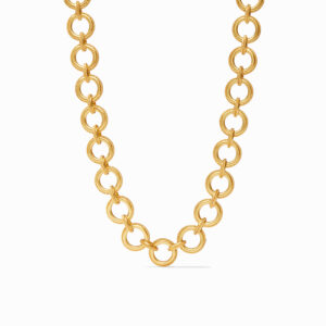 Julie Vos Verona Necklace - Pearl Toggle Ends