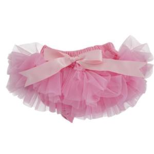 Pink Ruffle Bloomer Tutu